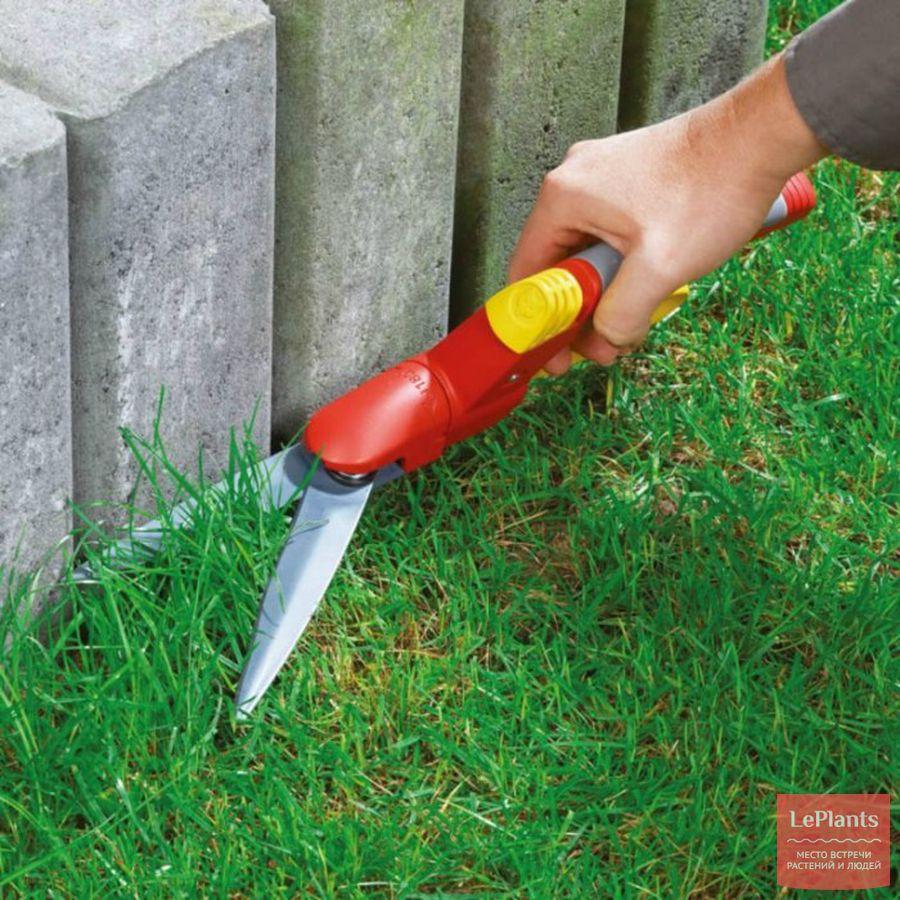 ножницы для стрижки газона